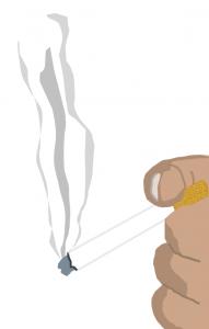 RökningCigarett